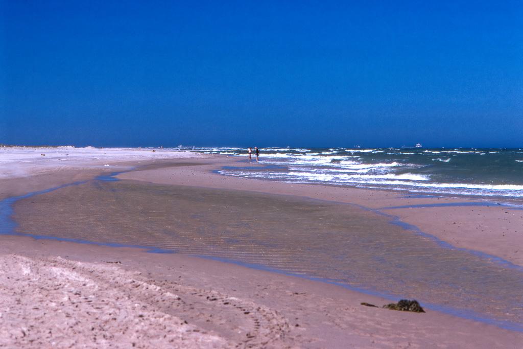 Stranden vid Grenen.
