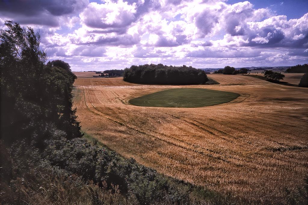 Landskap nära Randers.