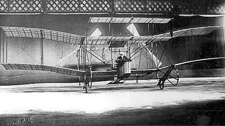 Maxims andra flygplan