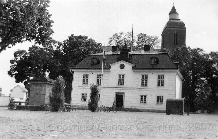 Rådhuset i Skänninge
