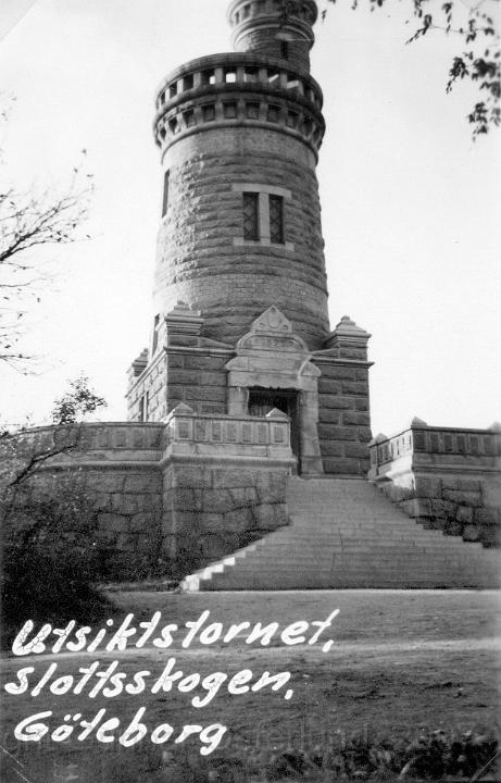 Utsiktstorn i Göteborg