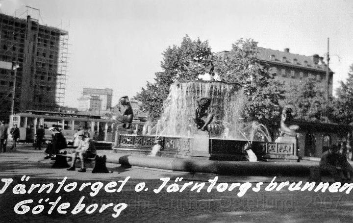 Järntorget i Göteborg