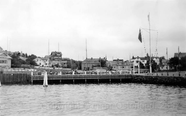 Fiskehamnen i Långedrag