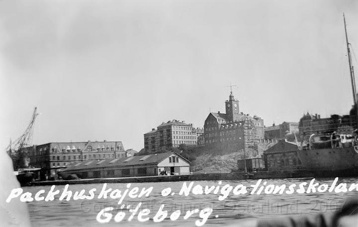 Från Göteborg