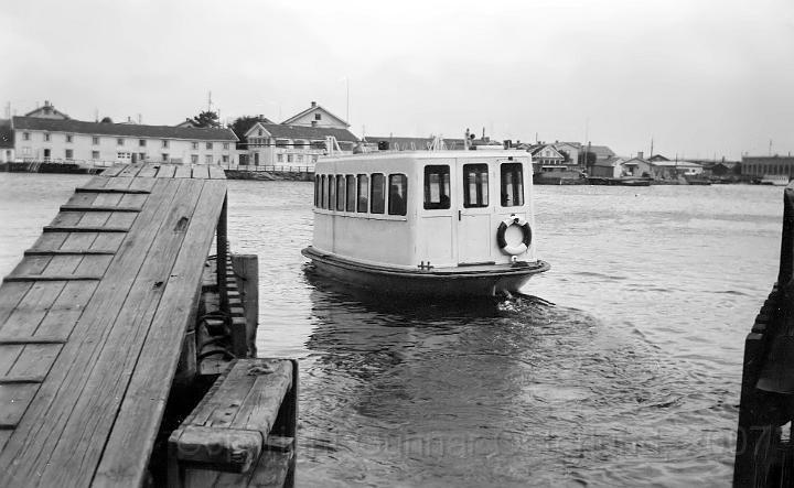 Den så kallade spårvagnen som gick till Marstrand