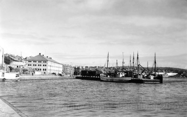 Fiskehamnen i Lysekil