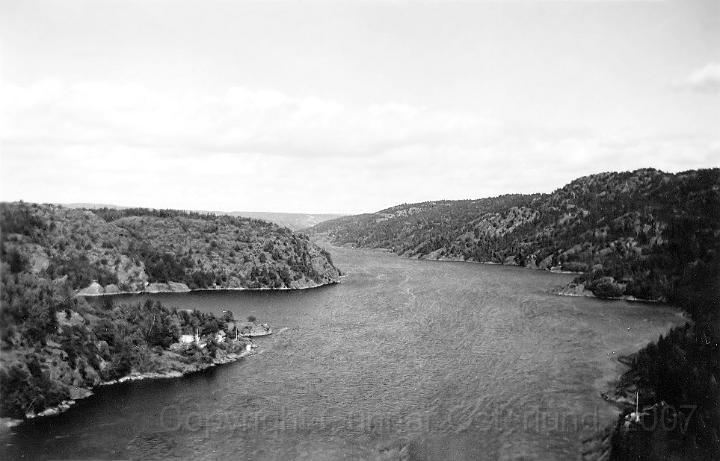 Utsikt från Svinesundsbron