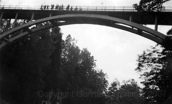 Landsvägsbro, Håverud