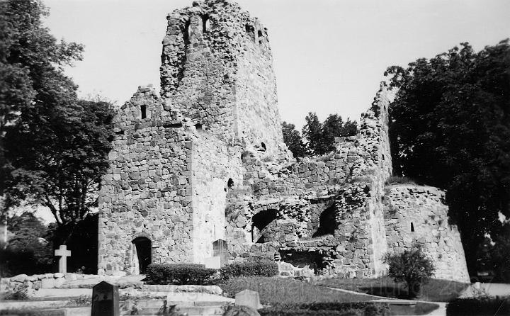 S:T Olovs ruin i Sigtuna