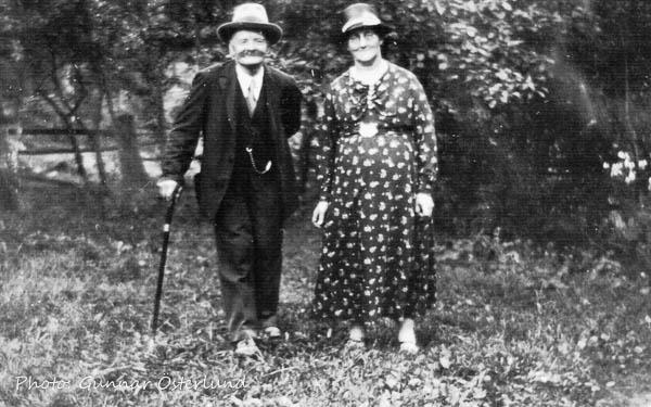 Lovisa och Magnus Österlund.