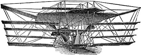 Maxims flygplan