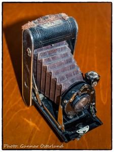 En kamera från början av 1930-talet.