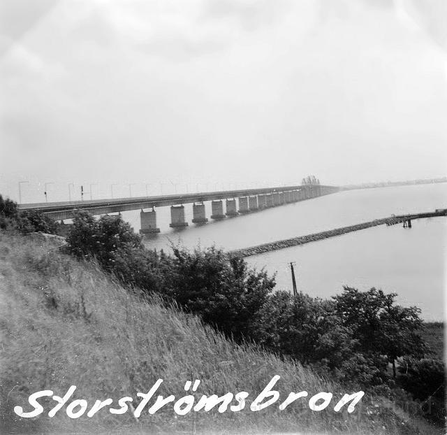 Storströmsbron, en gång den längsta bron i Europa