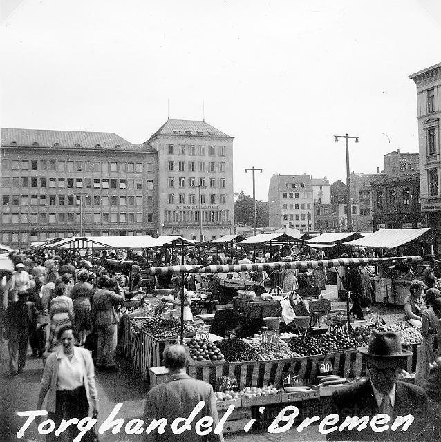 Torghandel i Bremen