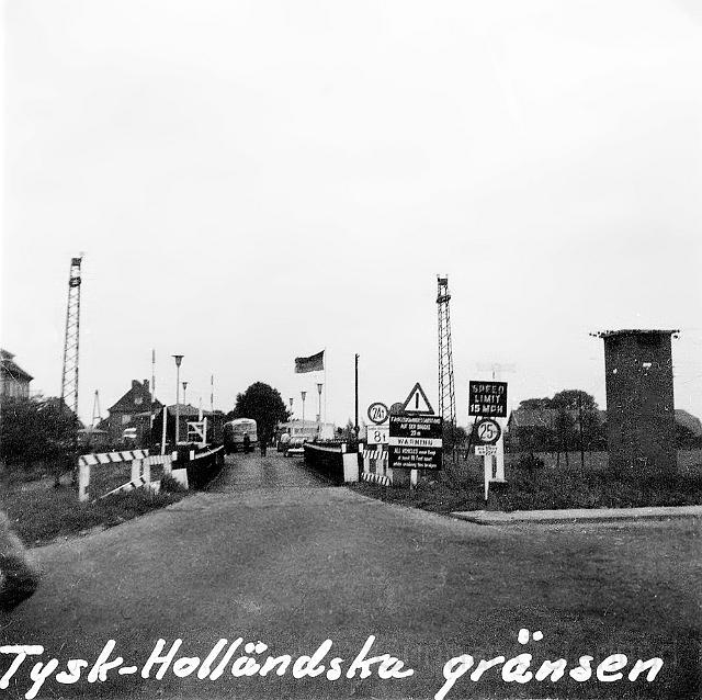 Tysk-Holländska gränsen