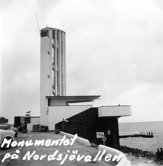 Utsiktstorn på Nordsjövallen