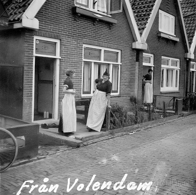 Från Volendam