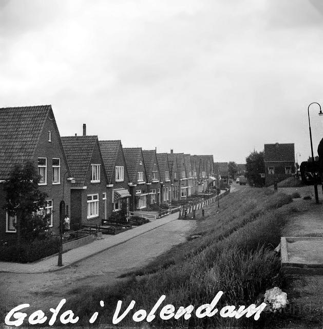 Gata i Volendam