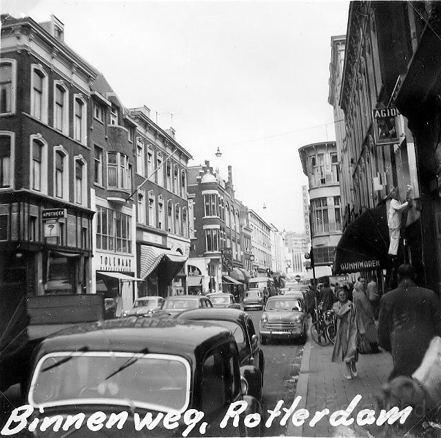 Binnenweg, Rotterdam