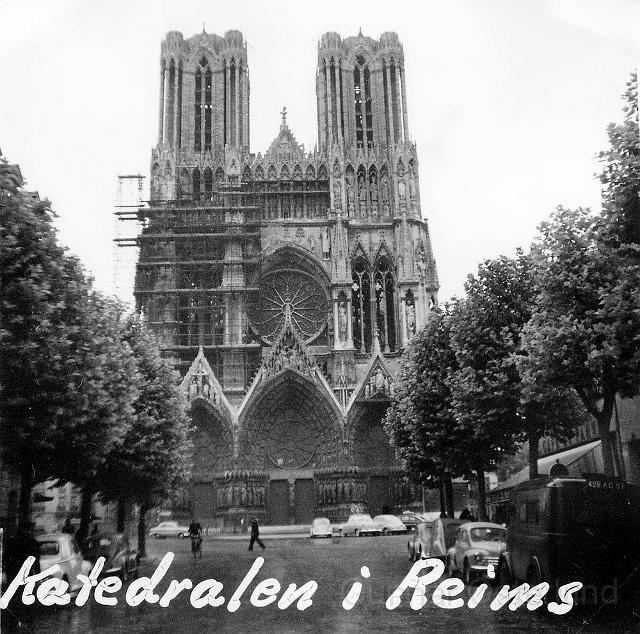 Katedralen i Reims