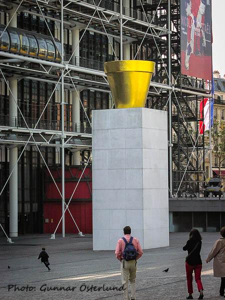 Vid Centre Pompidou