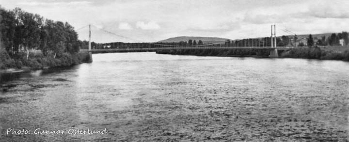 Bron över Glomma vid Elverum