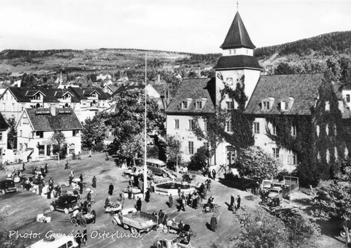 Storgatan  och Lilletorget