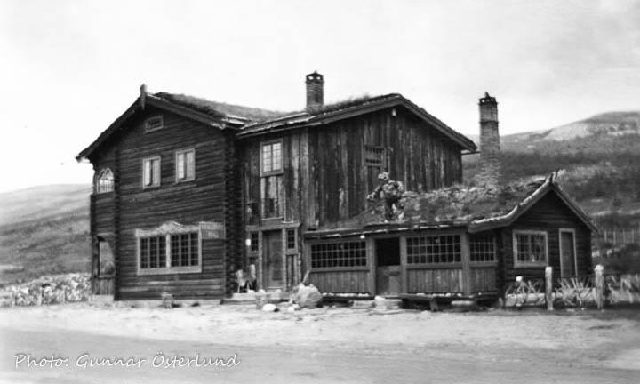 Dovregubbens hall