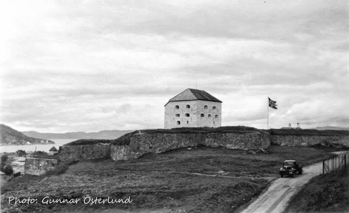 Christianstens fästning, Trondheim