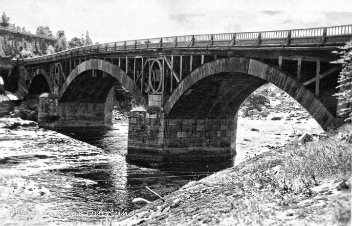 Carl XIII:s bro i Älvkarleby
