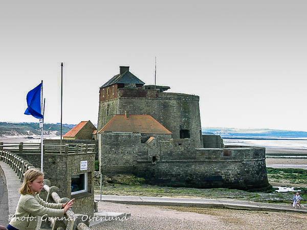 En av de befästningar som finns kvar sedan Napoleons dagar.