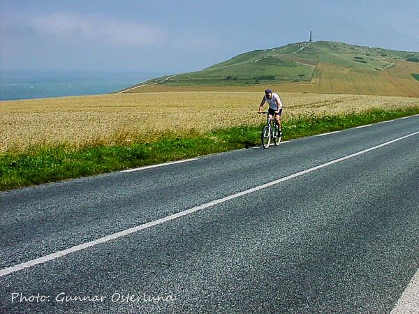 Att inte cykla är att gå för långt.