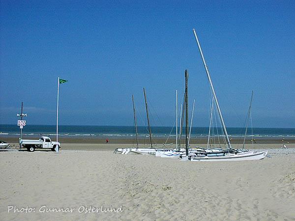 Strand vid Calais