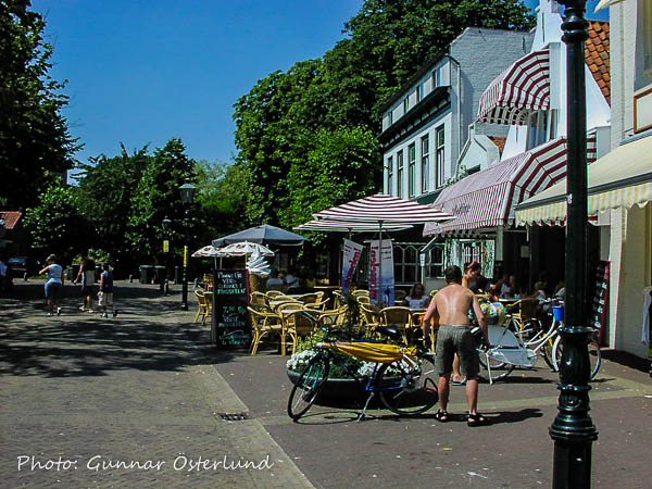 Cykeln är ett vanligt fordon i Nederländerna.
