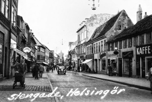 Stengade, Helsingör