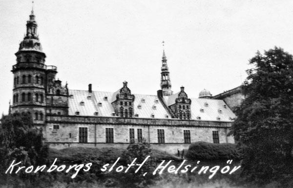 Kronborgs slott, Helsingör
