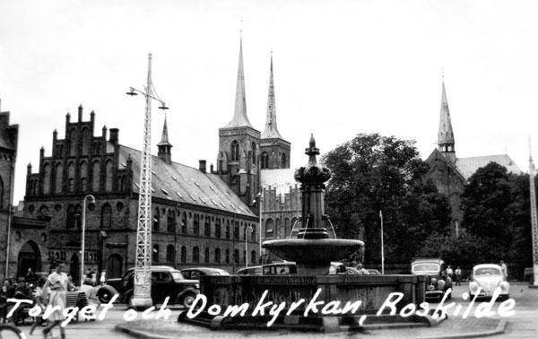 Domkyrkan i Roskilde
