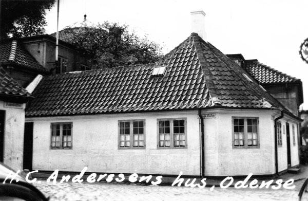 H. C. Andersens hos i Odense