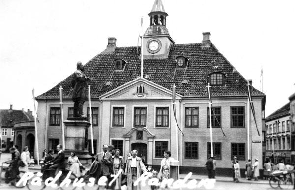 Rådhuset i Randers