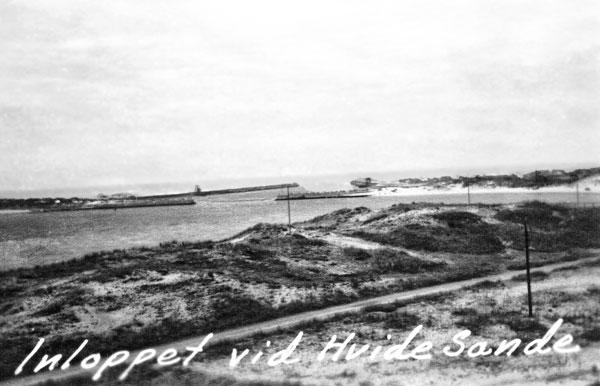 Hamninloppet, Hvide Sande