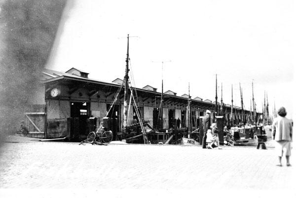 Fiskhallen i Esbjerg