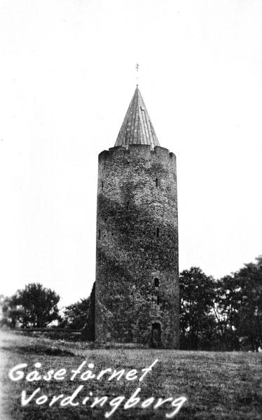 Gåsetornet, Vordingborg