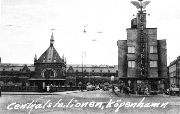 Centralstationen i Köpenhamn