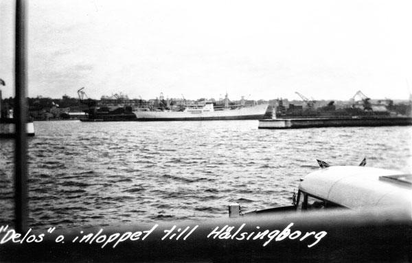 Hamninloppet till Hälsngborg