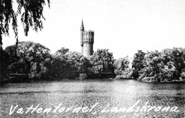Vattentornet i Landskrona