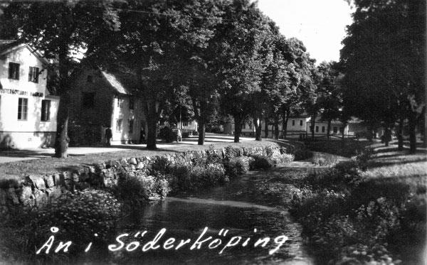 Ån i Söderköping