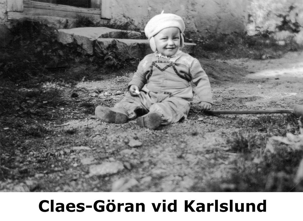 Claes-Göran vid Karlslund