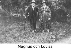 Magnus och Lovisa Österlund