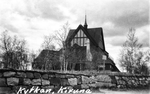 Kyrkan i Kiruna