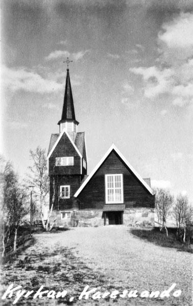 Kyrkan i Karesuando